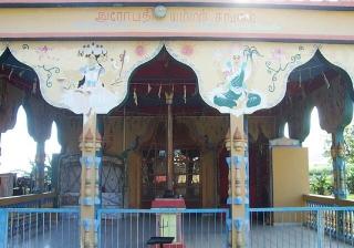 Temple Pandiali, Temple Maison de l'Inde