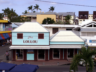 Chez Loulou Saint Gilles Les Bains La Réunion.