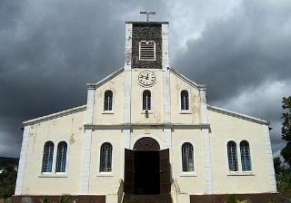 Église du Bois de Nèfles.