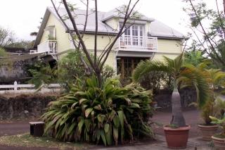Village artisanal de l'Éperon La Réunion.