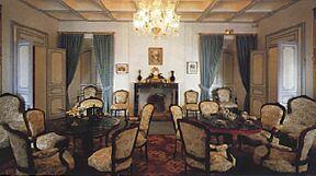 Grand Salon Musée de Villèle île de La Réunion