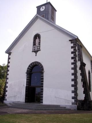 Église Saint-Philippe La Réunion.