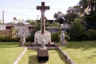 Calvaire église Saint-Philippe La Réunion