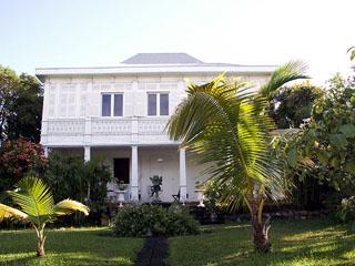 Maison Lévesque à Saint-Pierre La Réunion.