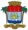 Blason les armoiries de la ville de Saint-Pierre île de La Réuion