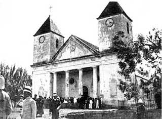 église de Saint-Pierre La Réunion