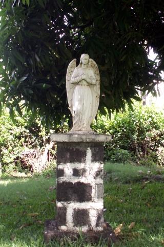 Cure de l'église de Saint-Pierre.