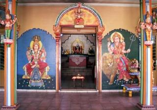 Temple Shri Maha Badra Karli.