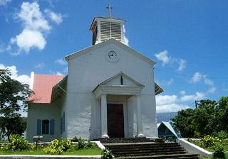 église de l'Immaculée Conception Sainte-Marie.