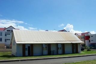 Ancienne gare ferroviaire Sainte-Suzanne.