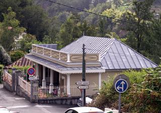 Ancienne annexe de l'hôpital militaire d'Hell-Bourg.