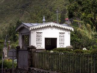 Guétali de la Case Barrau Hell-Bourg Salazie La Réunion.