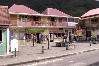 Écomusée et Maison du tourisme Hell-Bourg Salazie.