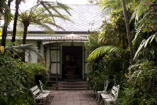 Maison Folio Hell-Bourg Salazie île de La Réunion.