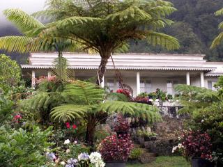 Villa Lucilly Hell-Bourg Salazie île de La Réunion.