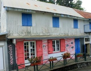 Commerce à Trois Bassins La Réunion