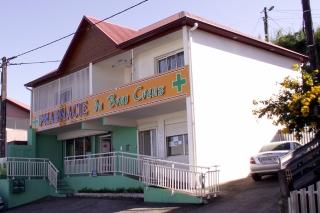 Pharmacie de Bras Creux La Réunion.
