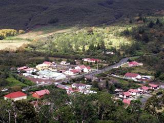 Village du Bras des Calumets La Réunion.
