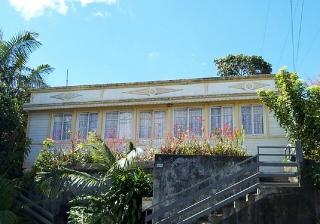 Case créole Bras Pontho La Réunion.