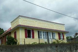 Case créole La Rivière Saint-Louis.