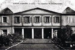 Ancienne caserne de gendarmerie le Butor Saint-Joseph