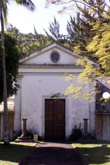 Chapelle léproserie de Saint-Bernard.