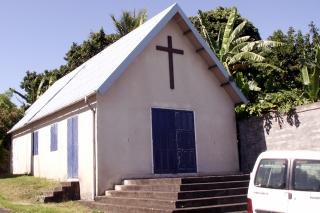 Chapelle quartier les Jacques Saint-Joseph La Réunion