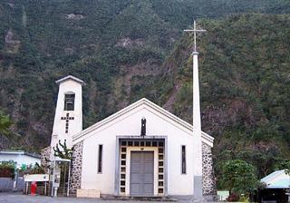 Chapelle du Petit-Serré Saint-Louis La Réunion
