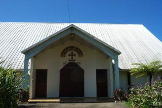 église de bagatelle La Réunion