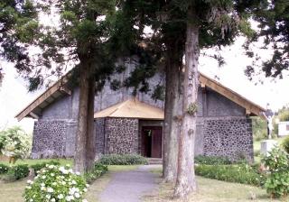 Église Grand Coude La Réunion