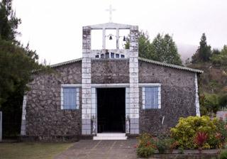 Église de Mare à Vieille Place Salazie La Réunion.