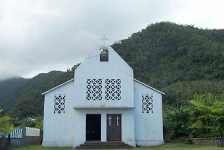 Église Plaine des Grègues