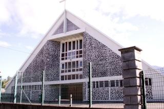 Roches Maigres église Saint Sauveur Saint-Louis La Réunion