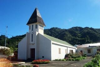 Église Tévelave Les Avirons.