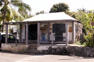 Épicerie village du Lambert La Réunion