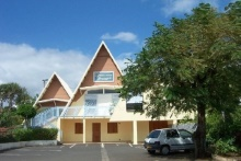 Mairie de La Bretagne à Saint-Denis de La Réunion.
