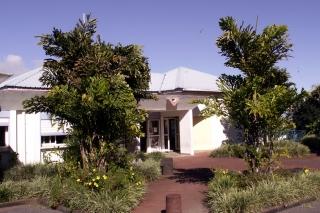 Mairie de Bras Creux La Réunion.