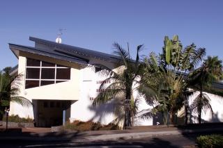 Mairie annexe des Trois Mares La Réunion.
