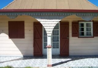 Maison à Bois Court La Réunion.