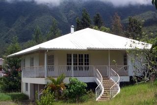 Bel Air étang du Gol Saint-Louis La Réunion