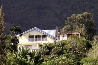 Maison Palmiste Rouge La Réunion.