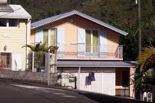Maison Palmiste Rouge Cilaos La Réunion.