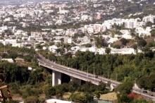 Pont Vinh-San Saint-Denis La Réunion.