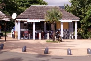 Snack à Grand-Bois La Réunion.
