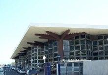 Aéroport Roland Garros Sainte-Marie.
