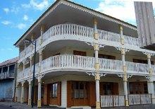 Hôtel à Cilaos île de La Réunion.