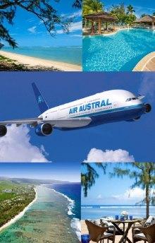 Transfert aéroport Réunion.